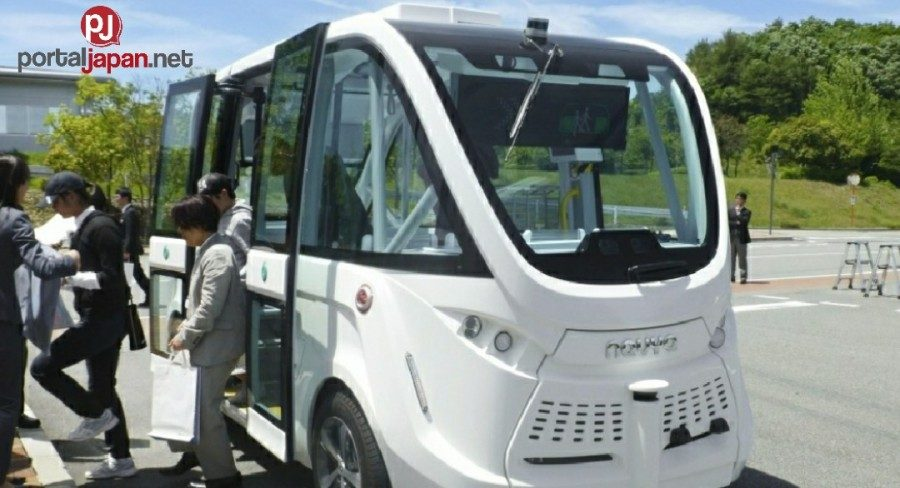 &nbspAnd self driving car na Baidu, magsisimula na ang drive test sa Japan