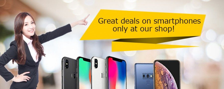&nbspAichi: Special offer and Mega Cashback Promo for smartphones