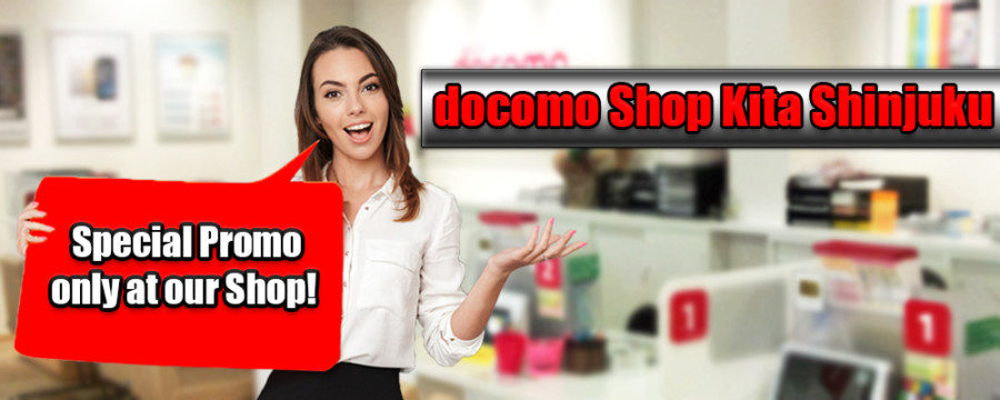&nbspTokyo: docomo Shop Kita-Shinjuku: Smartphones can be used from 4,980yen monthly. we can assist Foreigners with multilingual support.