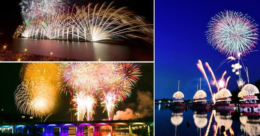 &nbspHanabi 2019 in Aichi: see places with fireworks displays