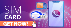 SIM CARD - GET NOW