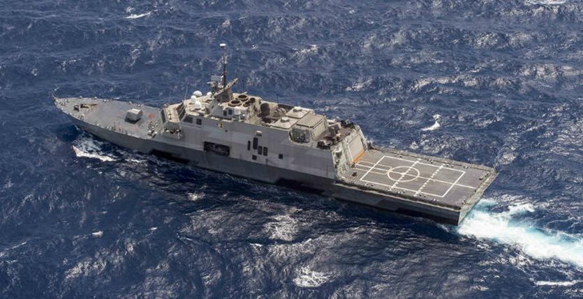 &nbspUS, Philippines to patrol disputed sea