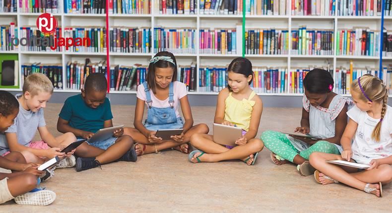 &nbspAng library ng Hamamatsu ay nagbibigay ng mga digital na libro para sa mga dayuhan