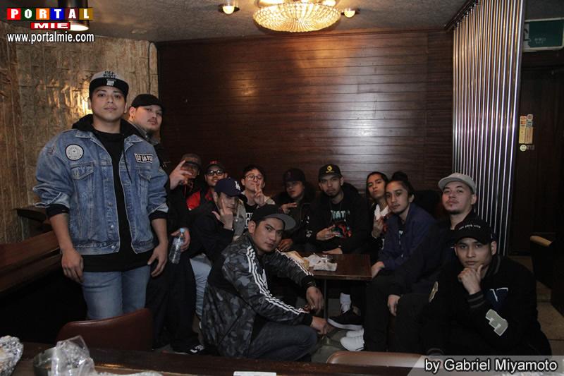 &nbsp052 Rap Battles: Isang matagumpay na event
