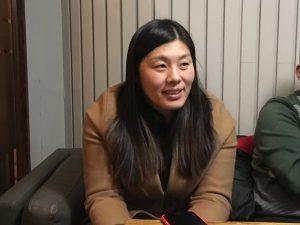 &nbspIsang chinese business woman na nailigtas nuong 2011 na lindol, bumalik sa Japan upang tumulong