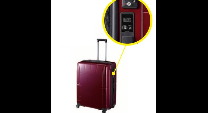 &nbspAng maleta na nagpapakita ng timbang nito ay isang mahusay na option para sa mga biyahero
