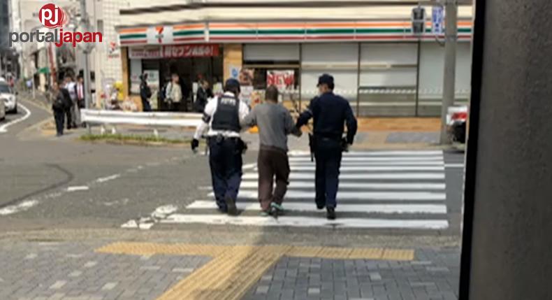 &nbspSa kagustuhang makulong, lalaki nagtangkang magnakaw sa convenience store sa Nagoya