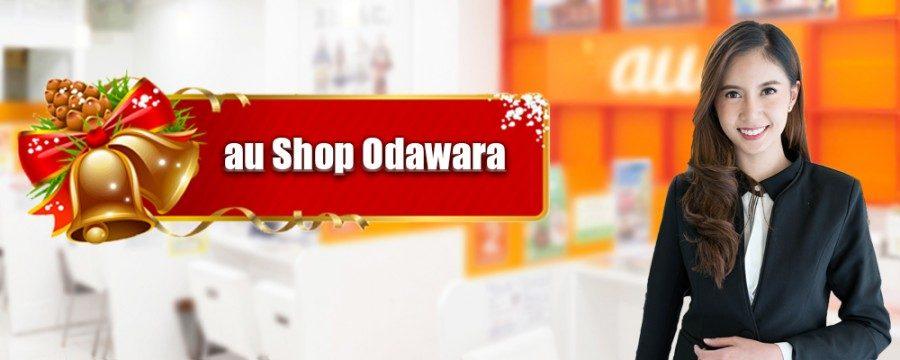 &nbspKanagawa: auShop Odawara Big Discount Promo