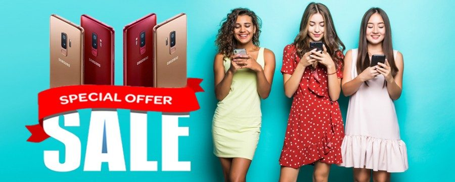 &nbspAichi/Ama-shi: Major Discount & Cashback Promo on Smartphones and Tablet! February 16 & 17 !