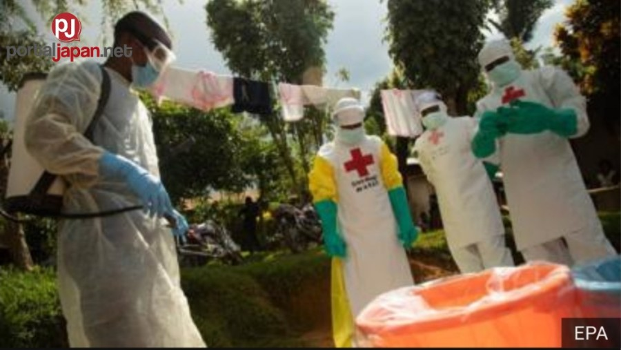 &nbspBinabalaan ng Ministeryo ng Kalusugan ang lahat ng manlalakbay ukol sa Ebola Virus