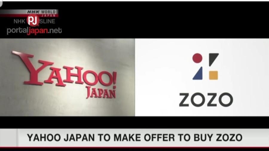 &nbspBibilhin ng Yahoo Japan ang kumpanyang Zozo