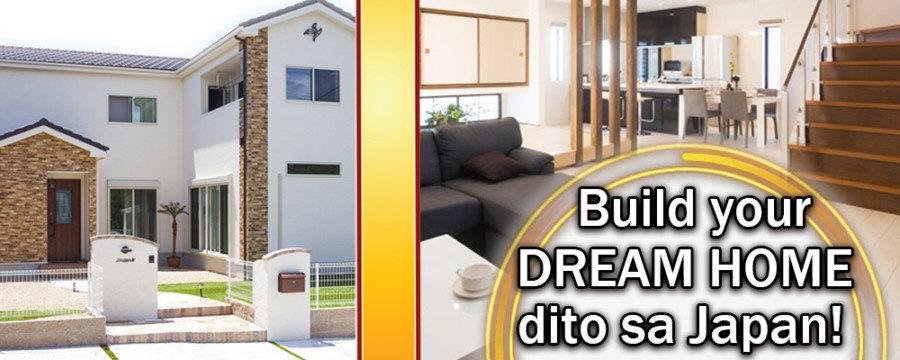 &nbspBuild your dream home sa Japan! Sa parehong halaga ng kasalukuyang binabayarang renta sa apartment!