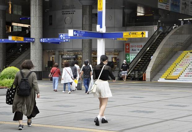 &nbspAng ospital sa Tokyo ay nahaharap sa mga group infections na kinababahala na baka magkaroon ng 2nd wave ng virus