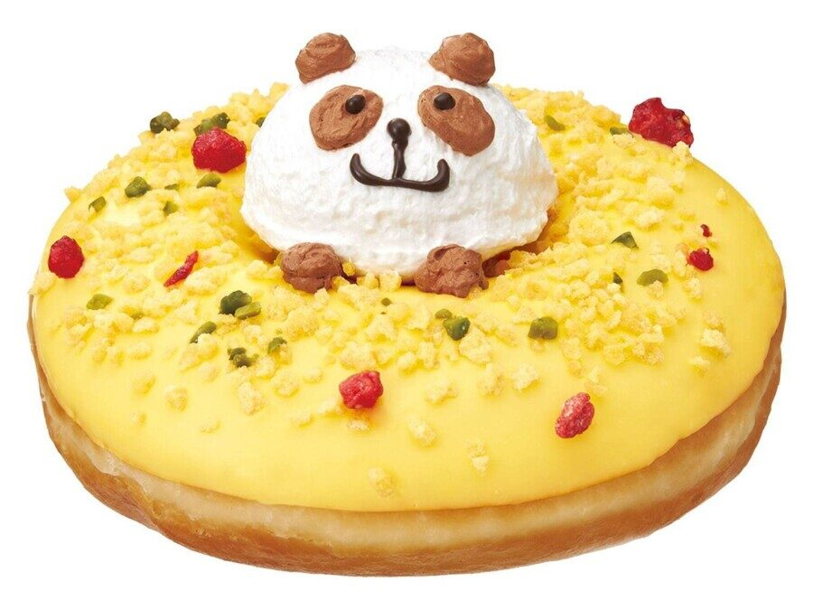 &nbspKrispy Kreme Japan ibinalik ang hit nilang Premium Panda doughnut