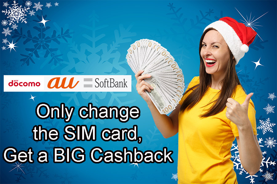 &nbspBIG Chance to get a cashback and down the monthly cost for smartphone only transfer the SIM Card to the other operator!!