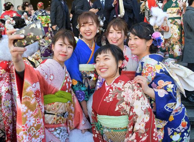 &nbspComing-of-age ceremonies o Seijinshiki sa buong Japan gaganapin online o ikakansela upang iwas Covid