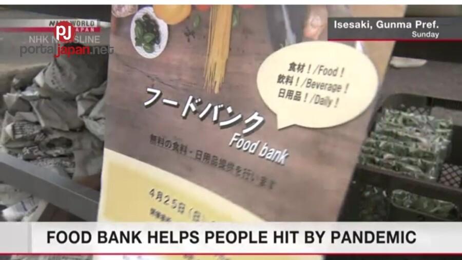 &nbspFood Bank sa Gifu, tumu-tulong sa mga taong tinamaan ng matindi ng pandemiya