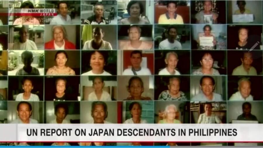 &nbspUnited Nations nagreport tungkol sa mga descendants ng Hapon sa Pilipinas