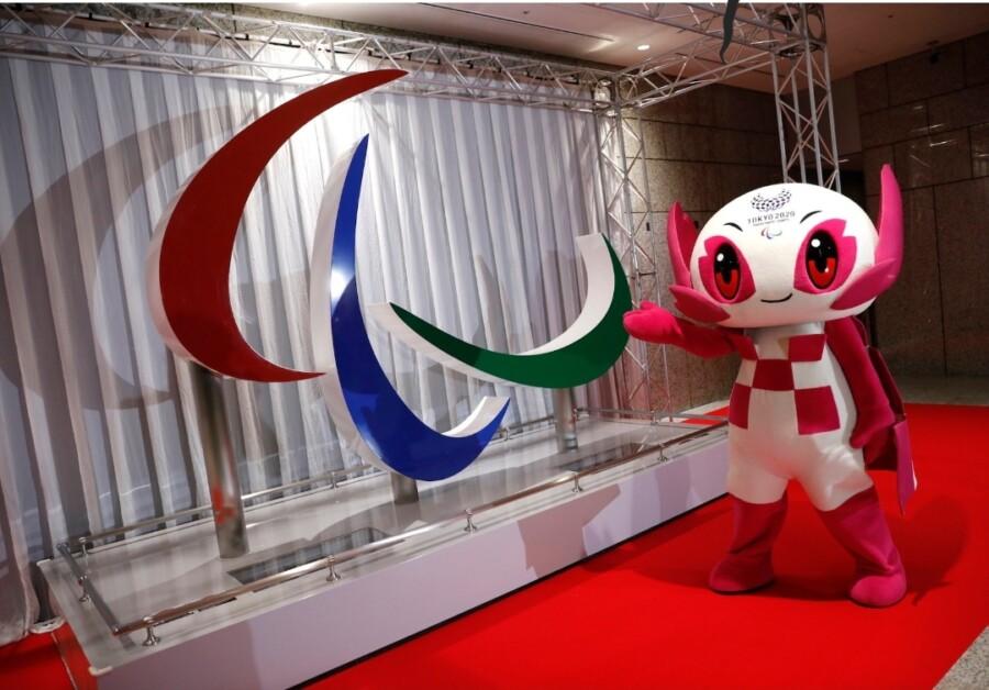 &nbspOrganizers inilunsad ang Tokyo Paralympic symbol, palatandaang 100 araw na lamang bago mag Olympic