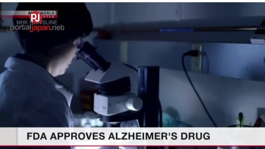 &nbspFDA, inaprubahan ang gamot para sa sakit na Alzheimer