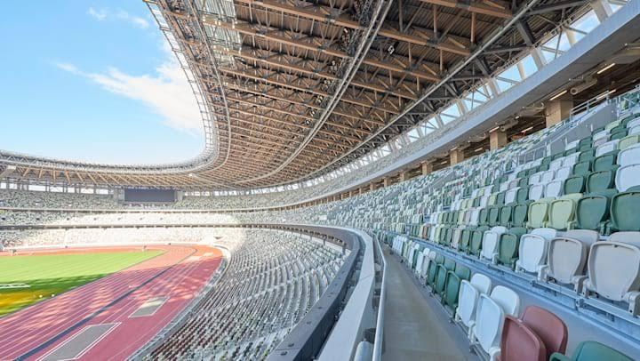 &nbspOlympic worker, arestado sa umano'y panggagahasa ng babae sa stadium